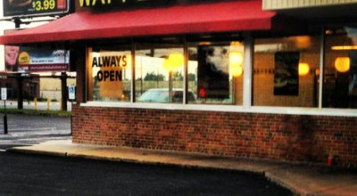 Photo of American Restaurant Waffle House at 1021 Dillerville Rd, Lancaster, PA 17603, United States