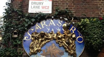 Photo of Mediterranean Restaurant Sarastro at 126 Drury Lane, London WC2B 5SU, United Kingdom