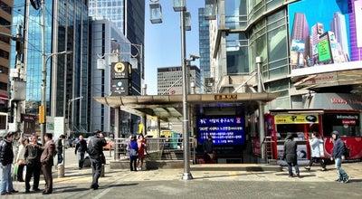 Photo of Subway 명동역 at 중구 퇴계로 지하 126, 서울특별시 04629, South Korea