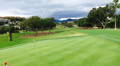 Photo of Golf Course Real Club de Golf las Brisas at Calle Londres, Marbella 29600, Spain