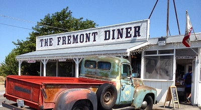 Photo of American Restaurant The Fremont Diner at 2698 Fremont Dr, Sonoma, CA 95476, United States
