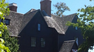 Photo of History Museum The House of the Seven Gables at 115 Derby St, Salem, MA 01970, United States