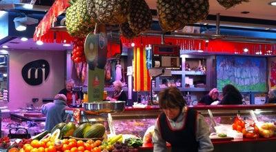 Photo of Farmers Market Mercat de la Llibertat at Plaça Llibertat, 27, Barcelona 08012, Spain