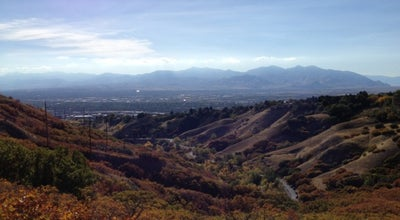 Photo of Trail City Creek Canyon at Salt Lake City, UT, United States