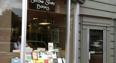 Photo of Tourist Attraction Second Story Books at 2000 P St Nw, Washington, DC 20036, United States