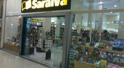 Photo of Bookstore Livraria Saraiva at Manaíra Shopping, João Pessoa 58037-900, Brazil