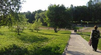 Photo of Lake Озеро в парке 1100-летия at Парк 1100-летия, Смоленск, Russia