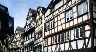 Photo of Tourist Attraction La Petite France at Strasbourg, France