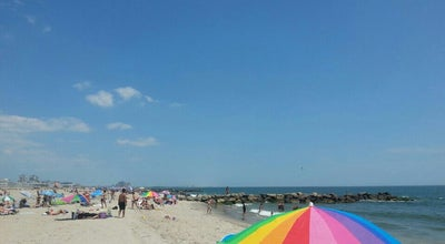 Photo of Beach Rockaway Beach at Rockaway Beach, NY 11693, United States