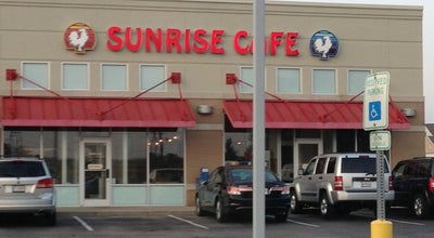 Photo of Breakfast Spot Sunrise Cafe at 9767 E 116th St, Fishers, IN 46037, United States