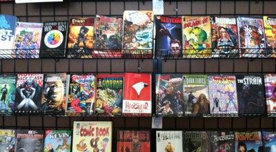 Photo of Bookstore Velocity Comics at 819 W Broad St, Richmond, VA 23220, United States