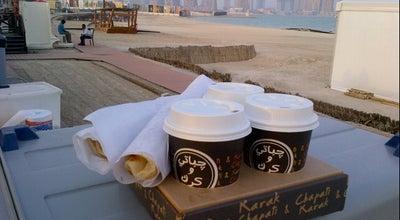 Photo of Tea Room Chapati & Karak | چباتي وكرك at Katara Cultural Village, Doha, Qatar