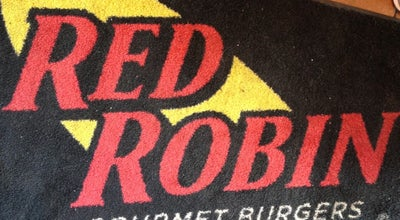 Photo of American Restaurant Red Robin Gourmet Burgers at 8720 W Interstate 40, Amarillo, TX 79124, United States