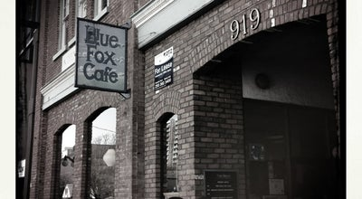 Photo of American Restaurant Blue Fox Cafe at 101-919 Fort St, Victoria V8V 3K3, Canada