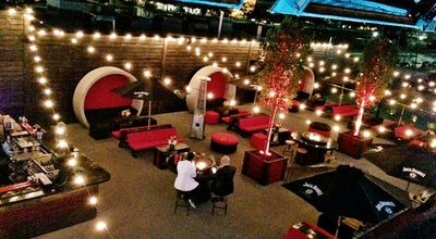 Photo of Lounge Proof Rooftop Lounge at 2600 Travis St, Houston, TX 77006, United States