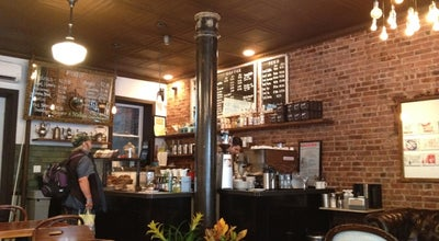 Photo of Cafe Lenox Coffee at 60 W 129th St, New York, NY 10027, United States