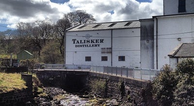 Photo of Distillery Talisker Distillery at Carbost, Skye IV47 8SR, United Kingdom