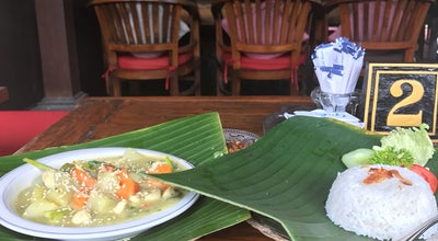 Photo of Restaurant Lala & Lili Warung at Penestanan Rice Paddies (ridge), Ubud, Indonesia