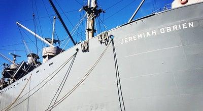 Photo of Historic Site SS Jeremiah O'Brien at Pier 45, Fisherman's Wharf, San Francisco, CA 94133, United States