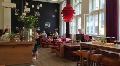 Photo of Italian Restaurant Vapiano at Mittelstr. 51-52, Berlin 10117, Germany