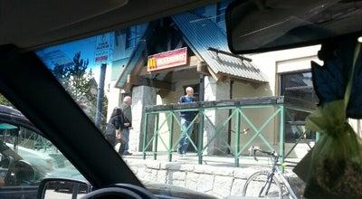 Photo of Fast Food Restaurant McDonald's at 4370 Lorimer Road, Whistler, Canada