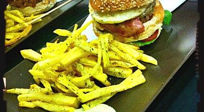 Photo of American Restaurant Hamburgueria Do Bairro Sao Bento at Rua Dos Industriais, Nº 9, Lisbon 1200-685, Portugal
