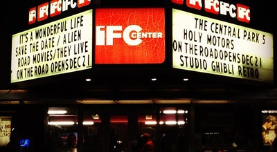 Photo of Other Venue IFC at 323 Avenue Of The Americas, New York, NY 10014, United States
