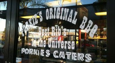 Photo of American Restaurant Porkie's Original BBQ at 256 E Main St, Apopka, FL 32703, United States