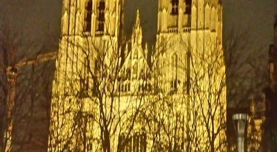 Photo of Historic Site Cathedral of St. Michael & St. Gudule at 1000 Bruxelles, Brussels, Belgium