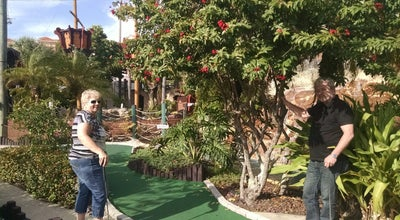 Photo of Golf Course Captain Bligh's Landing Miniature Golf at Clearwater Beach, FL 33767, United States