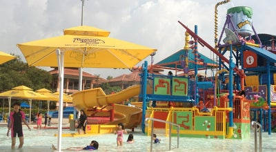 Photo of Water Park Wild Wild Wet at E!hub Downtown East, Singapore 519599, Singapore