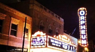 Photo of Performing Arts Venue Orpheum Theatre at 203 S Main St, Memphis, TN 38103, United States