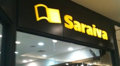 Photo of Bookstore Saraiva at Grand Plaza Shopping, Santo André 09080-500, Brazil