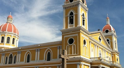 Photo of Church Catedral de Granada at Costado Este Del Parque Central, Granada, Nicaragua