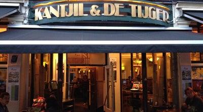 Photo of Asian Restaurant Kantjil & de Tijger at Spuistraat 291/293, Amsterdam 1012 VS, Netherlands