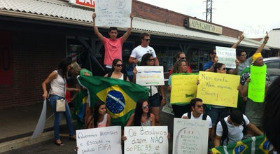 Photo of Brazilian Restaurant Little Brazil at 10081 W 26th Ave, Wheat Ridge, CO 80215, United States