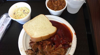 Photo of American Restaurant Lil Mickey's Memphis Barbeque at 1020 Cave Springs Blvd, Saint Peters, MO 63376, United States