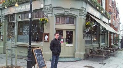 Photo of Bar The Morgan Arms at 43 Morgan St, London E3 5AA, United Kingdom