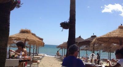 Photo of Mediterranean Restaurant Restaurante Playa - Mistral beach at Ctra. De Cadiz Km. 174 Puerto Banus, Puerto Banus, Spain