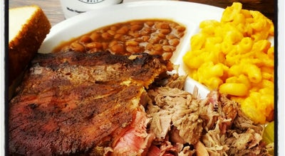 Photo of American Restaurant Henry's Smokehouse at 240 Wade Hampton Blvd, Greenville, SC 29609, United States