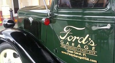 Photo of American Restaurant Ford's Garage at 1719 Cape Coral Pkwy E, Cape Coral, FL 33904, United States