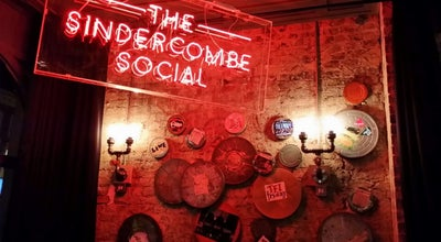 Photo of American Restaurant The Sindercombe Social at 2 Goldhawk Road, London W12 8QD, United Kingdom