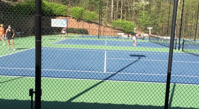 Photo of Tennis Court Vinings Estates Tennis Courts at 655 Crescent Ridge Trl Se, Mableton, GA 30126, United States