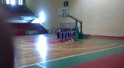 Photo of Basketball Court gimnacio municipal Miguel Hidalgo at Mexico