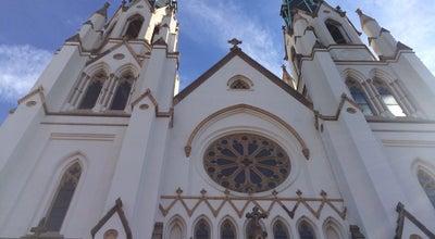 Photo of Church St John Baptist Church at 522 Hartridge St, Savannah, GA 31401, United States