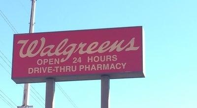 Photo of Drugstore / Pharmacy Walgreens at 7845 W Flamingo Rd, Las Vegas, NV 89147, United States