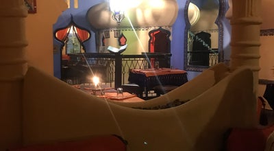 Photo of African Restaurant Aladdin Restaurant at 17 Rue Targi, Chefchaouen 9100, Morocco
