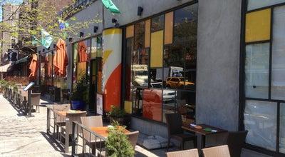 Photo of Japanese Restaurant Sushi Samba at 87 7th Ave S, New York City, NY 10014, United States