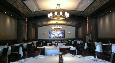 Photo of American Restaurant Wolfgang's Steakhouse at 409 Greenwich St, New York, NY 10013, United States