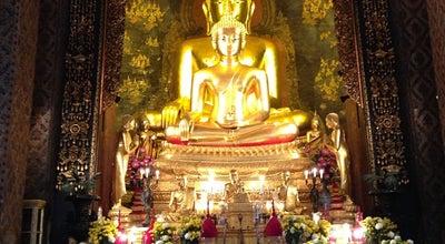Photo of Buddhist Temple วัดบวรนิเวศวิหารฯ (Wat Bowon Niwet) at 248 Bowon Niwet Rd., Phra Nakhon 10200, Thailand